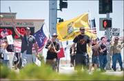 Apple Valley, California July 4th Tea Party