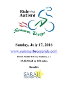 The Summer Breeze Ride for Autism