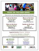 Music on the Farm Series