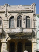 Art Nouveau house in Havana.