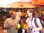 Zanzibar StoneTown market