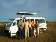In Samburu, Kenya