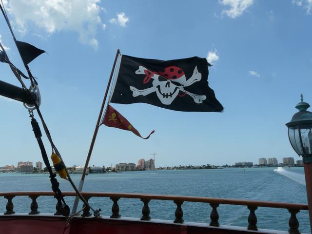 "4 On board ""pirate ship"" (PIR)"