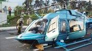 Accidente de Helicòptero 2