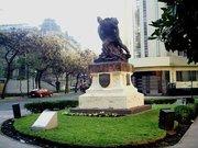 Monumento al Bombero de Santiago