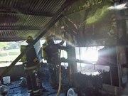 Incendio las heras 227
