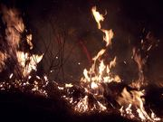 Incendio las heras 140
