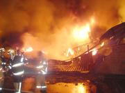 Incendio Cartorama