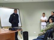 Curso de respuestas integradas de emergencias urbanas, Neuquen 2011