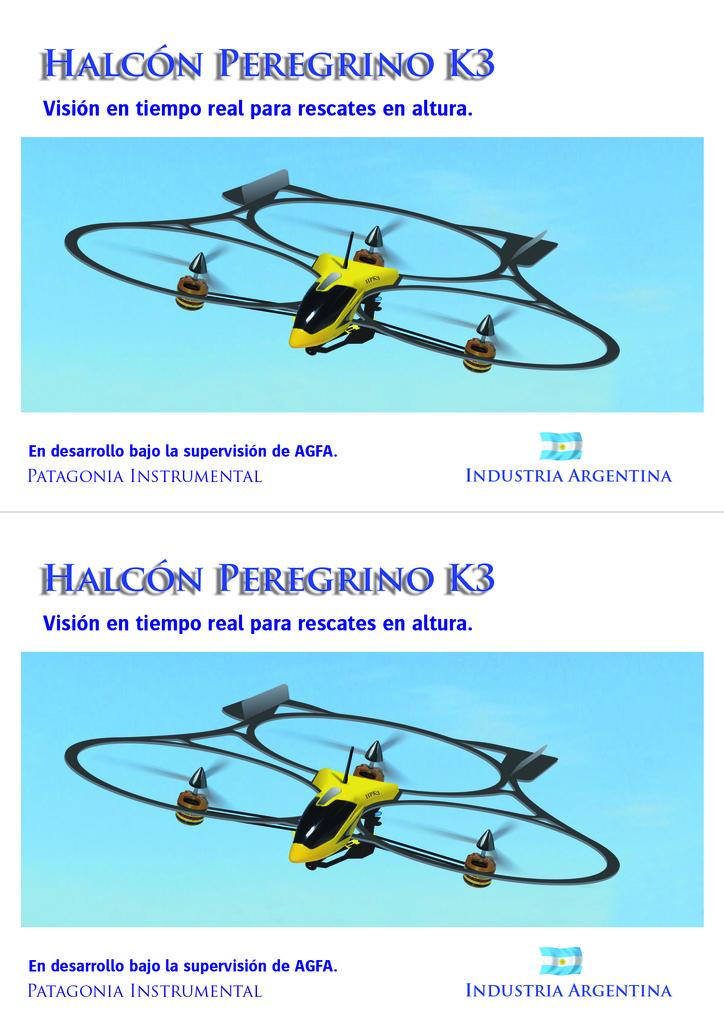 PRIMER ENCUENTRO DE LA HERMANDAD DE BOMBEROS / EQUIPO DE RESCATE DE ULTIMA TECNOLOGIA / halcon peregrino K3