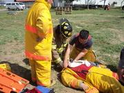 capacitacion de primeros auxilios a la aduana colombia