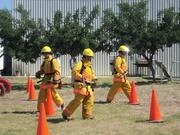 acondicionamiento de los bomberos de colombia nuevoleon