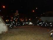 Curso de incendios estructurales ciudad de Allen. (ejercicio nocturno de observación 19/05/12)