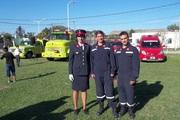 dia del bombero voluntario argentino en nogoya entre rios