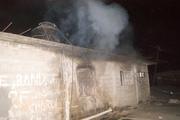 incendio de casa habitacion