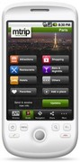 mTrip Travel Guides on Android