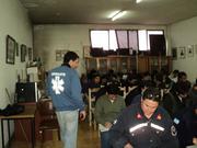 Curso PHTLS y Rescate Vehicular, día viernes, Gral Roca, Rio Negro, ARGENTINA
