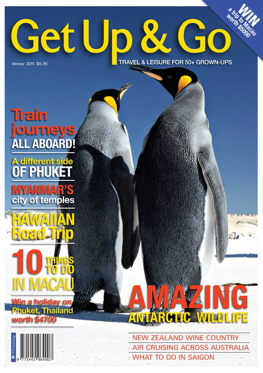 Get Up & Go winter edition 2011