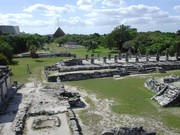 Cancun Maya Ruins at Ruinas del Rey