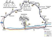 Salkantay Map