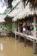 Chullachaqui Lodge - Fishing