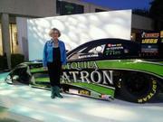 pATRON TEQUILA RACE CAR