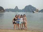 walking around on the beach- Alova Cruises