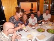 Cooking class on Alova Cruise