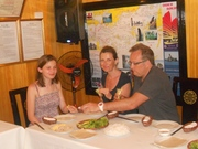 Cooking class on Alova Gold Cruise.