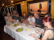 Cooking class on Alova Gold Cruise