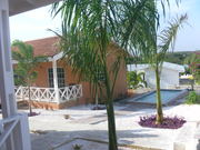 Curacao, Curinjo holiday apartments and pools