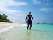 Maldives. Snorkeling.