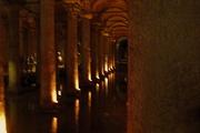 In Catacombs, Istanbul (PIR)