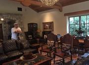 Holman Ranch Hacienda Interior