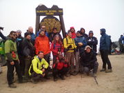 Small Group Adventures,Mountain Adventures,Kilimanajaro Climbing,trekking kilimanajaro-YHA Kenya Travel