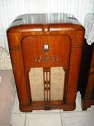All original 1936 AW23 7 knob in Warrington