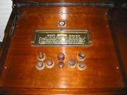 Phantom Deluxe Walnut Victorian Panel