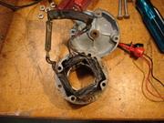 RCA Berkshire autotune motor disassembled