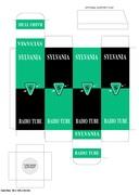 sylvania 1930's box