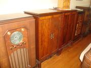 Scott radio room.