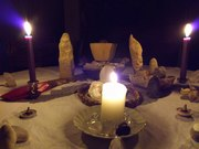 Sacred Earth Energy Empowerment - FULL MOON Ceremony February 7th