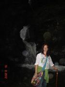 Me at St.Nectans Glen