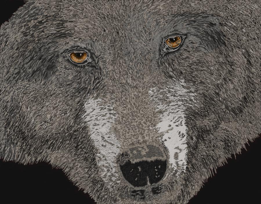 Khuda - wolf heart