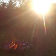 Rainbow Sun Fire 1