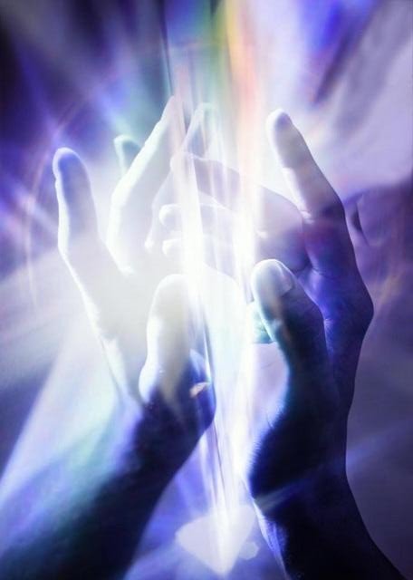 The Energy in hands