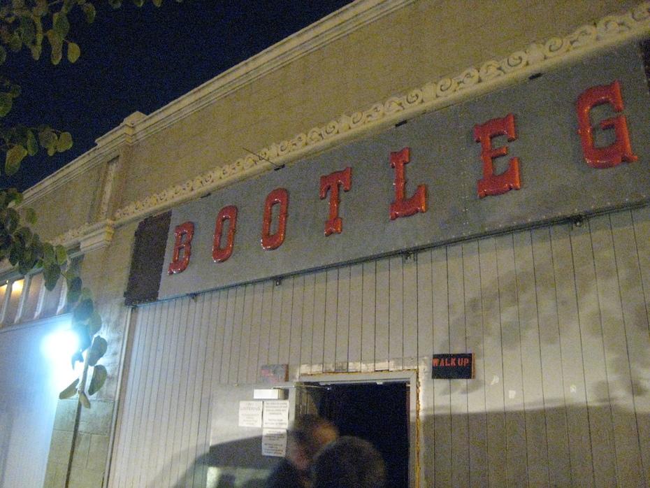 Bootleg Bar in Echo Park