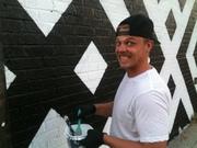 Magic is Real mural Echo Park