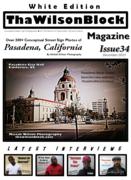 ThaWilsonBlock Magazine Issue34 White Edition