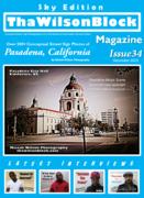 ThaWilsonBlock Magazine Issue34 Sky Edition