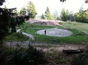 Labyrinth at Rivendell, Bowen Island, BC